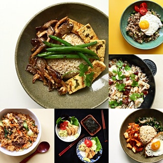 Brown Rice Bowls