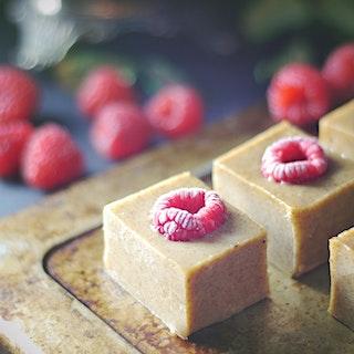 Almond Marzipan Fudge