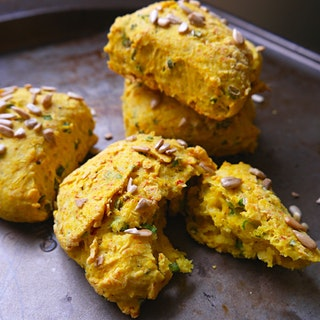 Turmeric Breakfast Scones