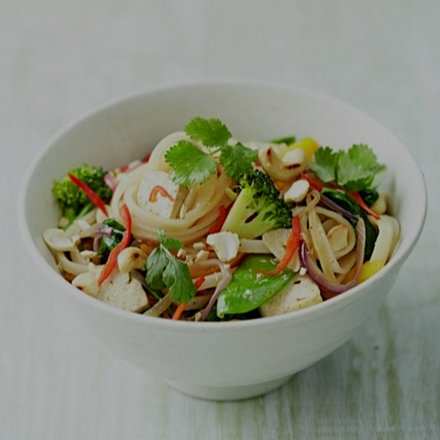 Tomorrow is #FoodRevolution Day, and Jamie's veggie noodle stir-fry will be front and center at t...