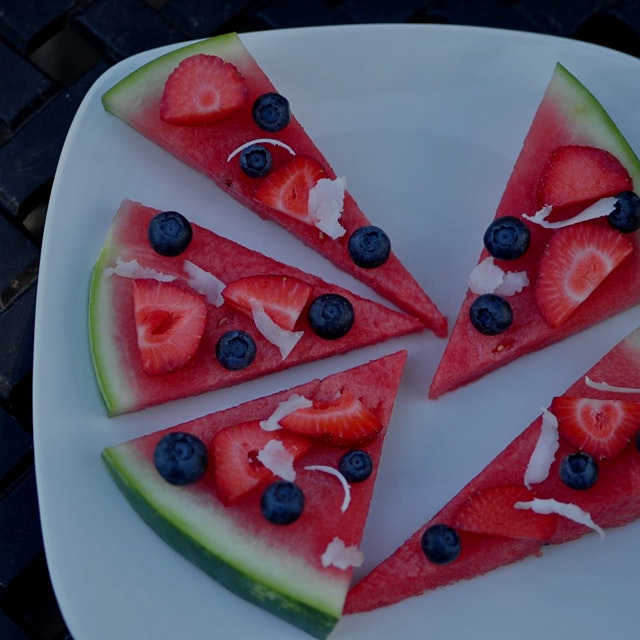 """Happy Fourth of July! Celebrate with this, easy, refreshing and nutritious dish. Not only it is ..."