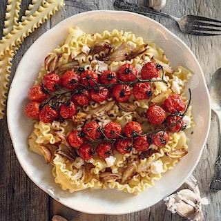 Honey Roasted Cherry Tomato Pasta