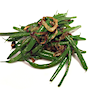 Simple Green Beans with Cripsy Shallots