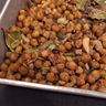 Fennel Roasted Garbanzo Beans