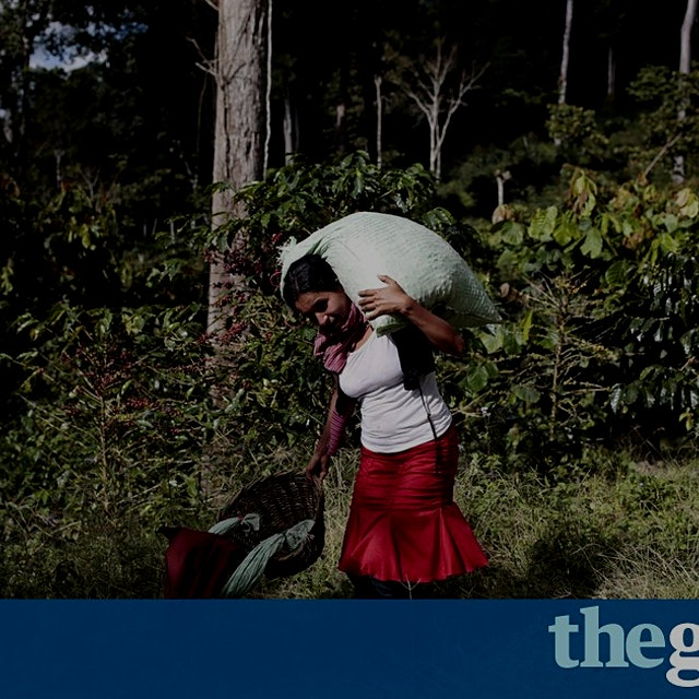 "Cut your meat to save your coffee! ""More than 120 million of the world's poorest depend on the co..."