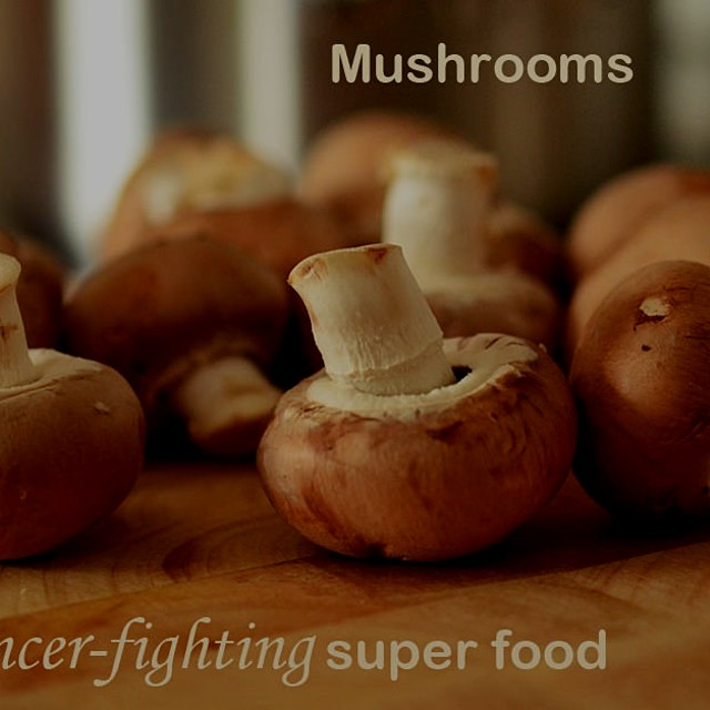 """""""The ancient Egyptians believedeating mushrooms brought long life. While their scientific method..."""