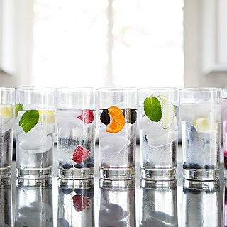 Fruit-Infused Sparkling Water