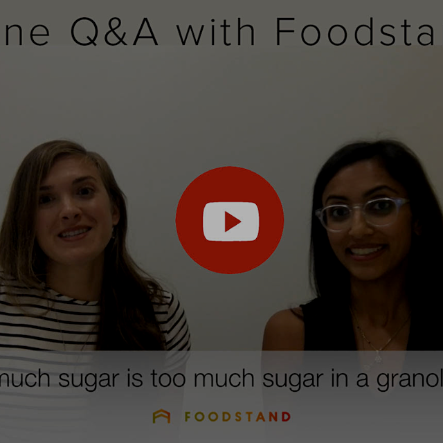 You asked great questions, and we have answers! Rachna and I talk Challenges, cravings, recipes, ...