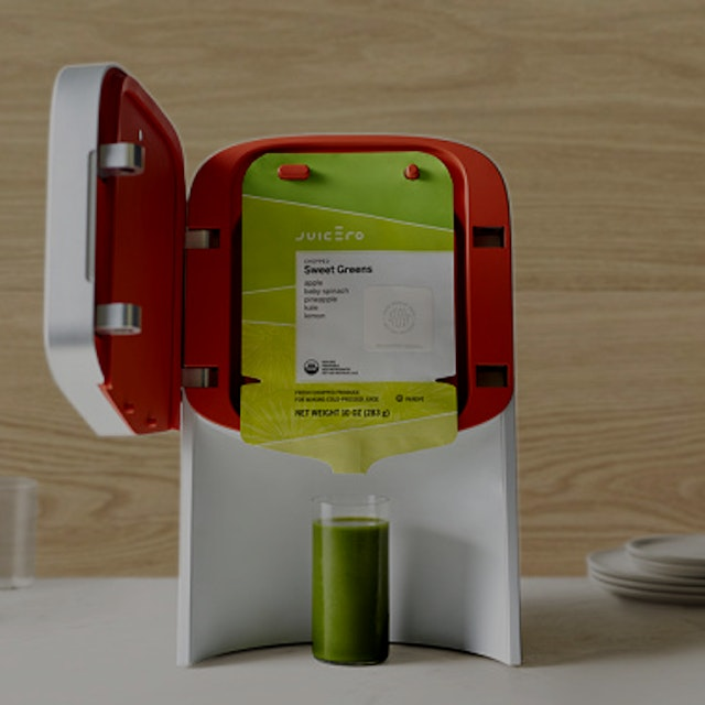 """Juicero is now looking for a buyer."""
