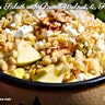 Barley Salad with Pear Walnut & Feta
