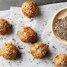 Peanut Butter-Oat Energy Balls
