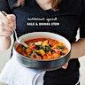 Butternut Squash, Kale, & Quinoa Stew