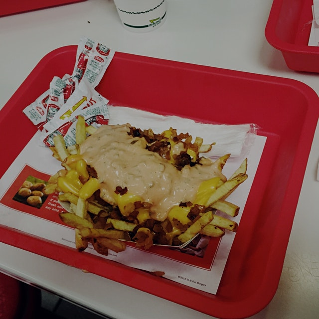 There wasn't a tagging option for animal style..?
