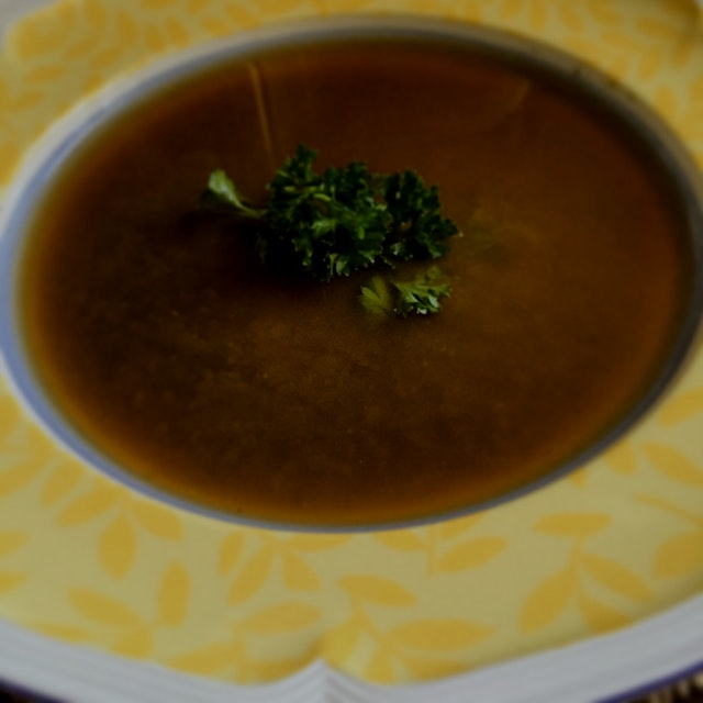 Herbal Elixir #soup #NoFoodWaste. Have extra herbs on hand. Throw them all in a pot with garlic a...