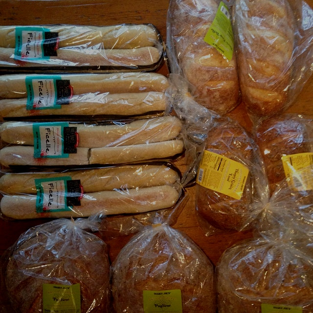No food waste this November! These beautiful loaves were rescued from a dumpster and turned into ...