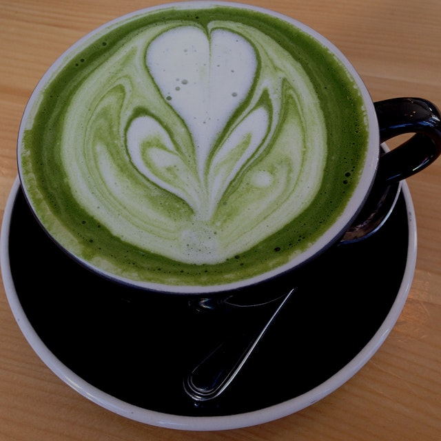 😍 matcha morning