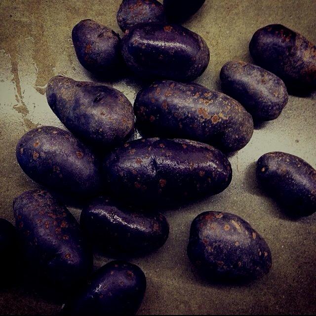 Midnight potatoes