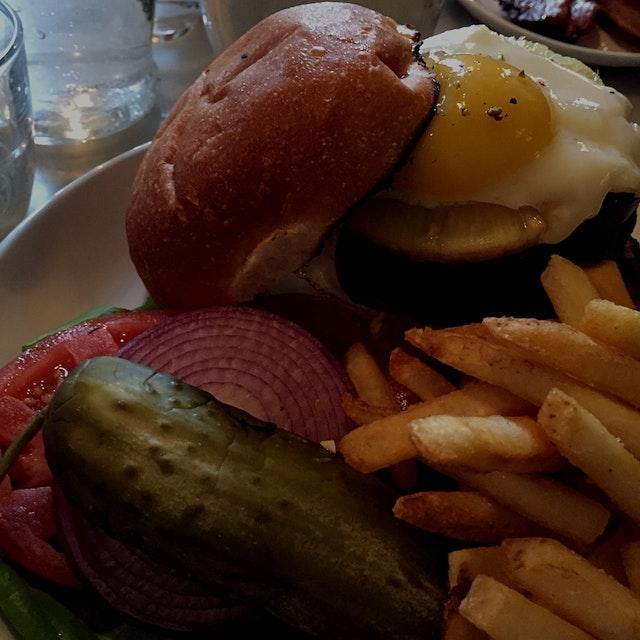 Burger of my dreams 😍