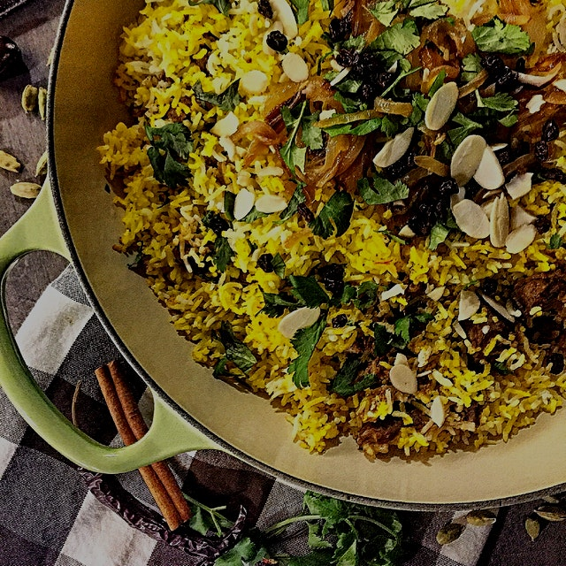 This Lamb Biryani brings back many special memories. The recipe is up on the blog now, as well as...