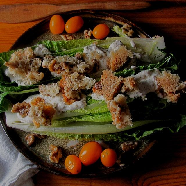 Crunchy Bits: Great on salads, soups, stews, veggies. Cheesy, nutty goodness!