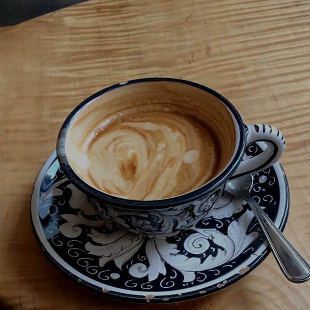 Curious about your opinions on latte art - true artistry or wasted effort?  I can appreciate a go...