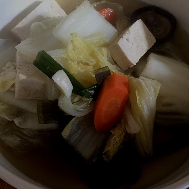 I made these Taiwanese stewed veggies to detox from heavy cooking and eating last few days on my ...