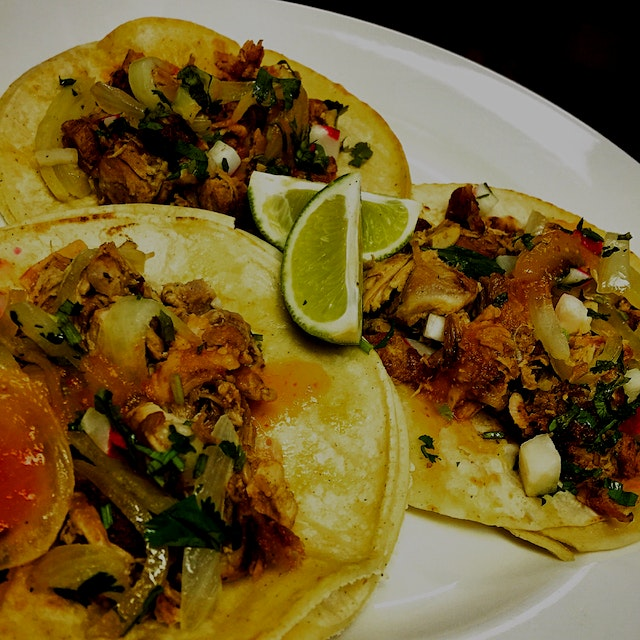 Nothing like #CarnitasTacos to fulfill our #TacoTuesday cravings.  #GetReal with a #homemade meal.