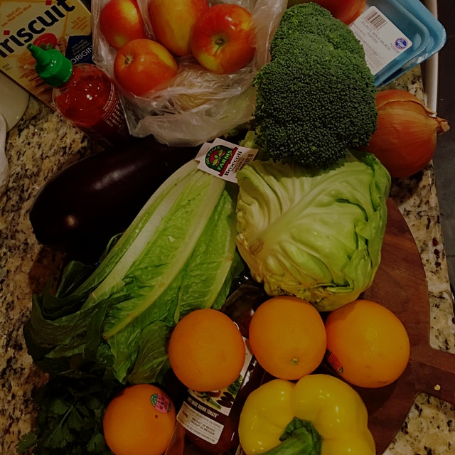 Fresh produce means fresh meal prep ideas. Kumatos were the new find this week!