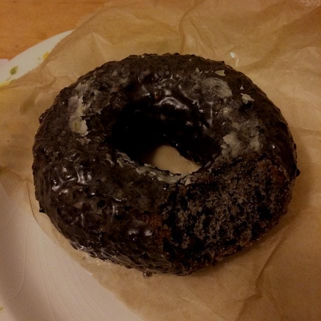 Taste Of Doughnut Plant Japan - get it now. Black sesame cake doughnut...