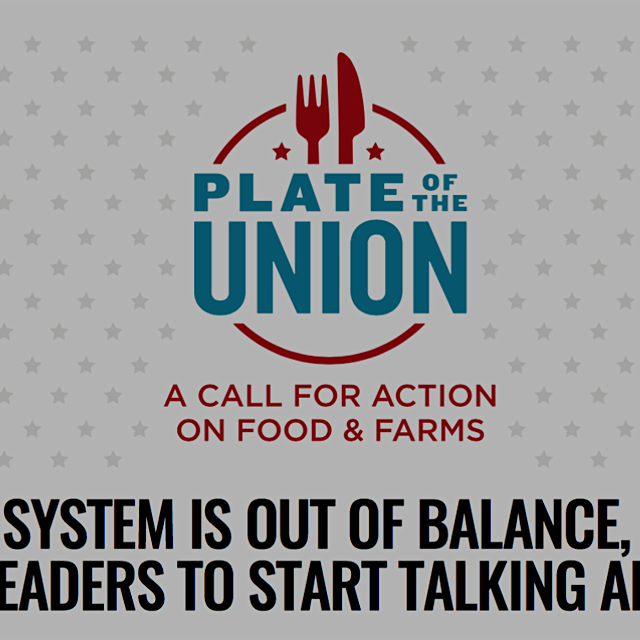 Take action to tell the next president to fix our broken food system. #policynews