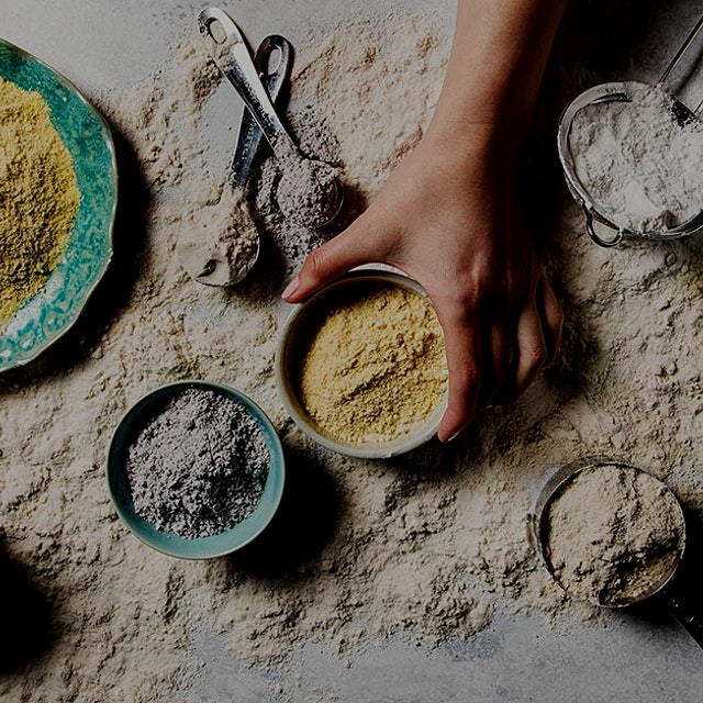 """Choosing the right flour for every baking project can be a daunting task, so we turn to a few cu..."