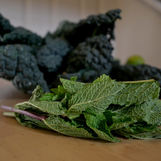 """It took me a few years to come around to kale. When I finally got on the bandwagon, I started pa..."