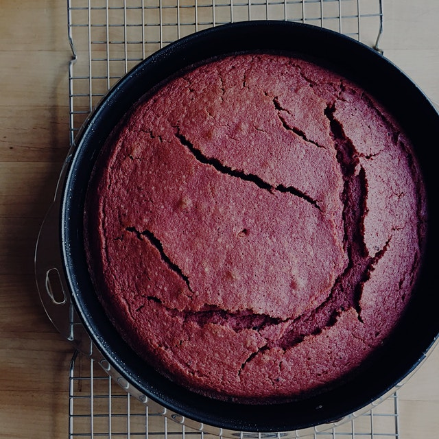 I am not a good baker and have had many #foodfails while making cakes. Cracked cakes have become ...