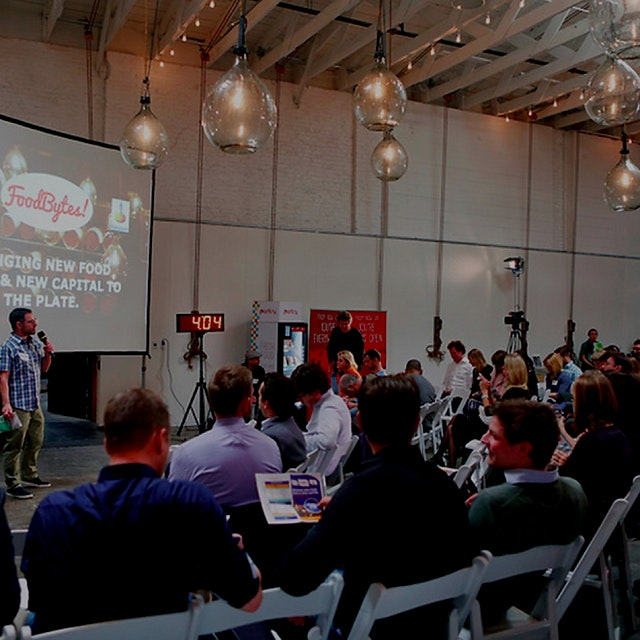 @foodbytes is a world-class, half-day event dedicated to helping investors in the food industry m...