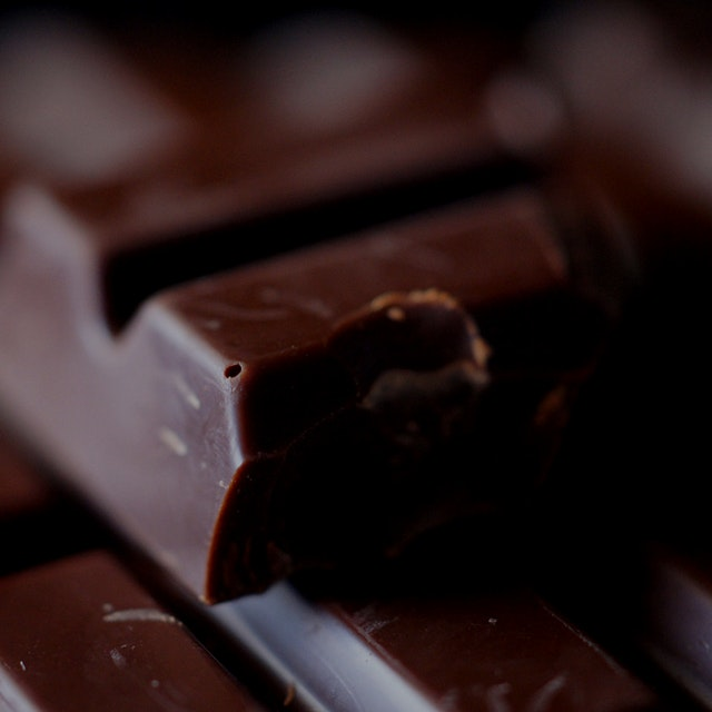 "Makes me feel good about my late night dark chocolate snack! ""New study suggests habitual chocola..."