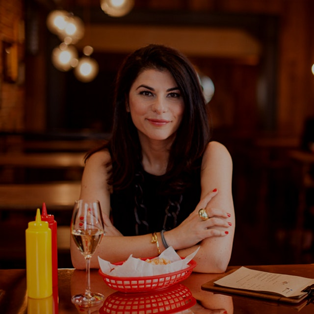 Food & Wine's new Editor in Chief in another woman! She's Iranian and grew up in Iran, France and...