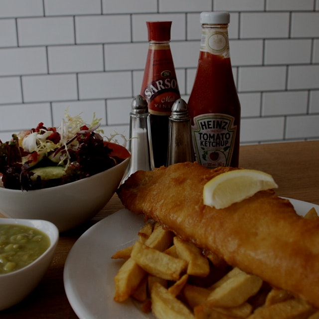 """Find out the best fish and chip restaurants in London as recommended by Time Out"""