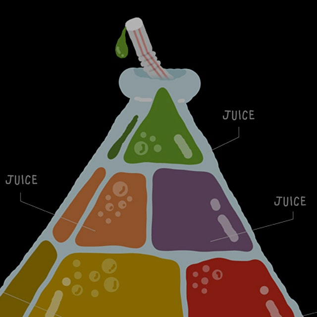 Do you juice? What are your motivations behind it? Tastes good? Don't eat enough veggies? Totally...