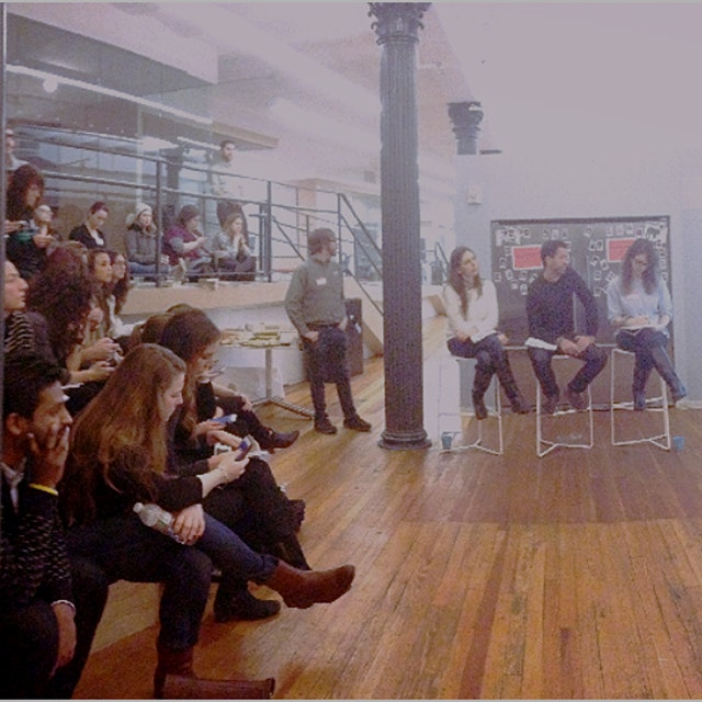 A monthly event series designed to provide entrepreneurs in the food space with a unique opportun...