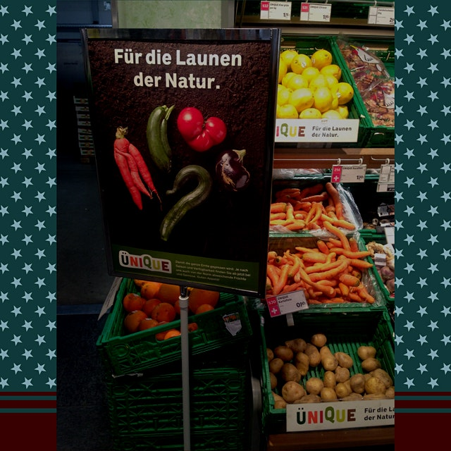 #uglyproduce #nofoodwaste #switzerland #coop