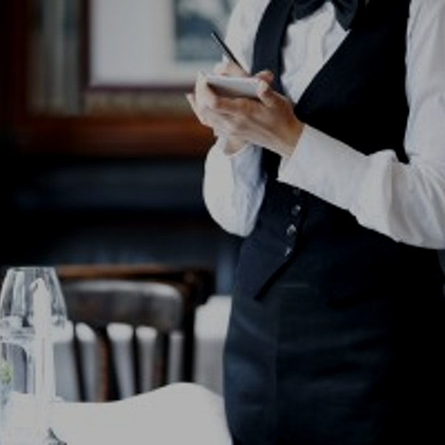"""The restaurant business model is warped: kitchen wages are too low to hire cooks, while diners a..."