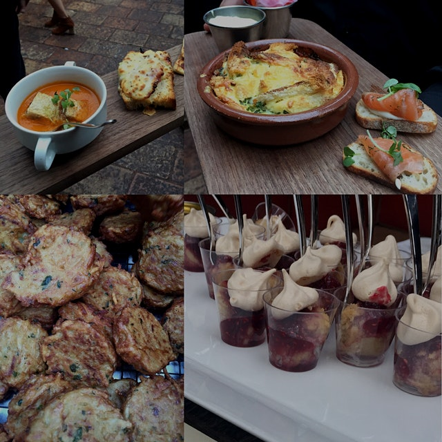 A great time was had on Sat at the Refinery Rooftop with tastings, VIP tasting plates with Irish ...