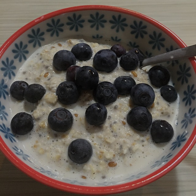 I finally decided to try overnight oats and it has quickly become my go to breakfast and snack. O...