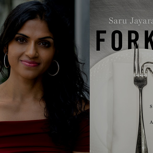 Saru Jayaraman's new book Forked takes on tipping, minimum wage, worker rights and helps consumer...
