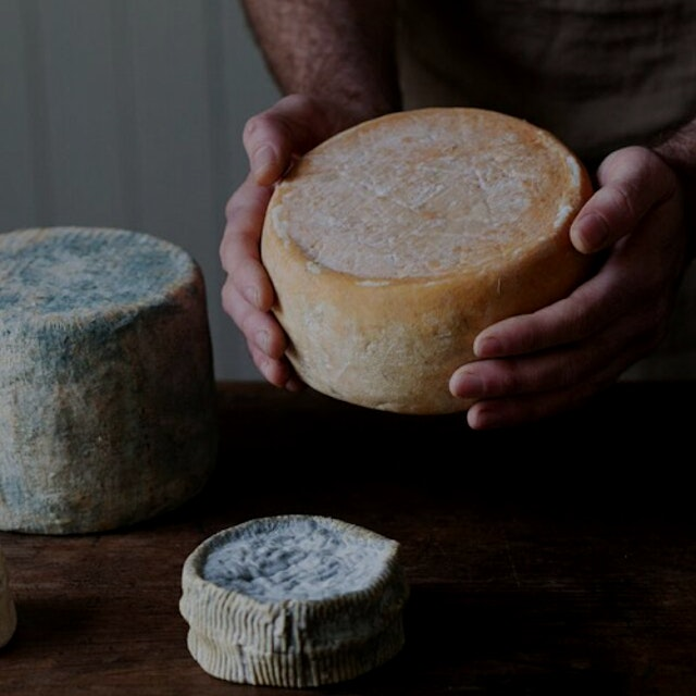 """The raw-cheese advocate is in Australia to change the way we think about making cheese."""