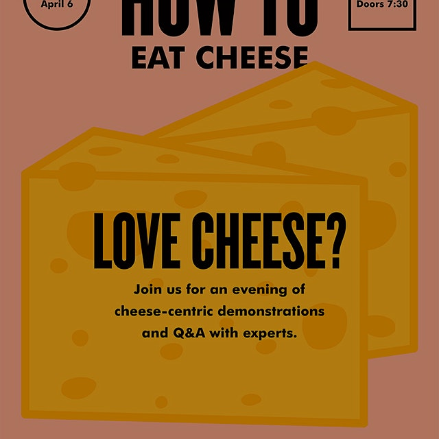 "I thought I knew, but maybe I don't? 🧀 ""Love cheese? Eating it, cooking with it, shopping for it?..."