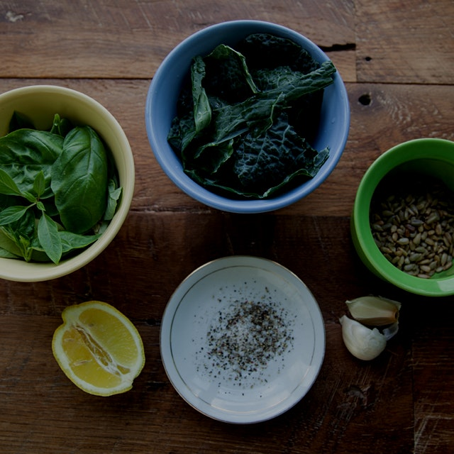@simplywithout and I will be at the farmers market tomorrow slathering some homemade pesto on som...
