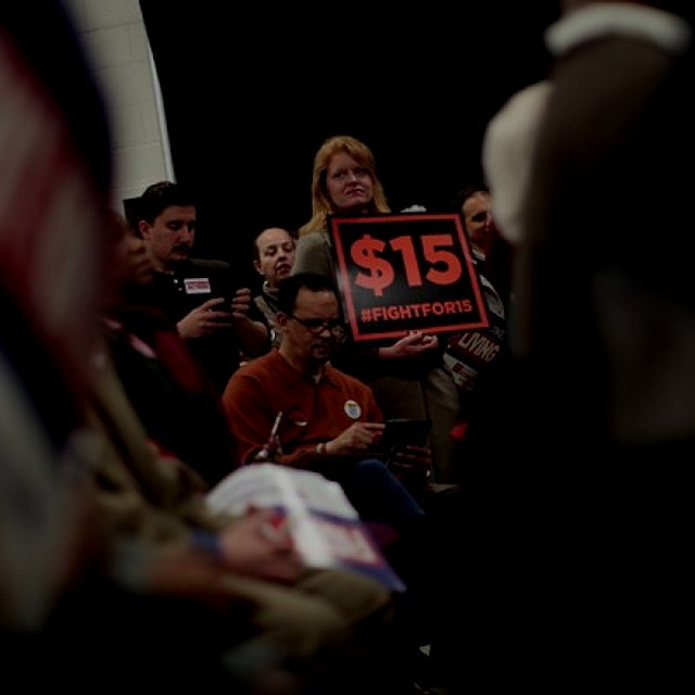 Nine months from now, there will be six different hourly minimum wages in the state: fast food wo...