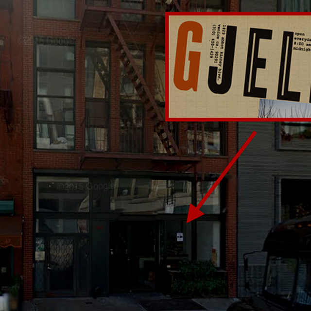 This is brilliant news. For those of you who haven't eaten at Gjelina in Venice, you're in for a ...