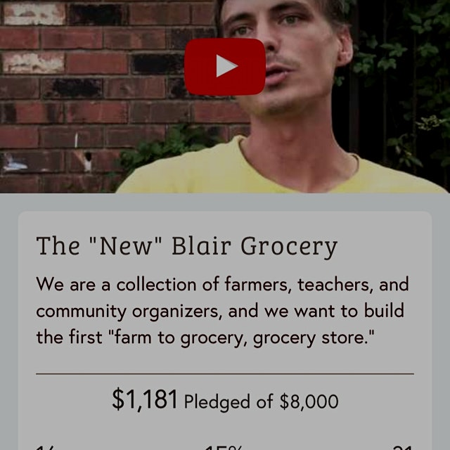 This is such an inspiring and worthy project. Find it on Barnraiser! #foodnews
